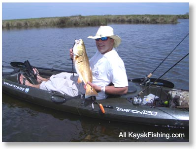 Kayak fishing for Kayak fishing louisiana