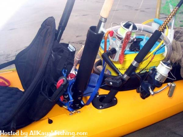 RAM TUbe rod holder All Kayak Fishing Forums