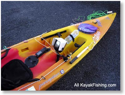 Kayak Hardware Perception Kayaks Anchor