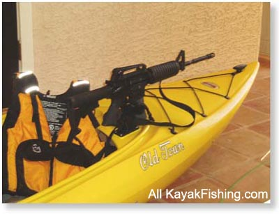 Malibu Kayaks Extreme Fishing Kayak